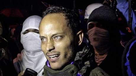 Óscar Pérez era considerado foragido desde junho do ano passado, quando liderou um ataque contra prédios públicos
