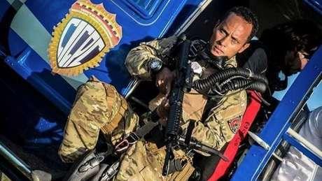 Vídeos compartilhados por Pérez o mostravam com armas de fogo | Foto: Instagram/Óscar Pérez