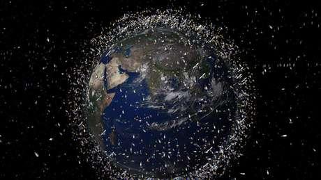 A ideia surgiu de pesquisadores da Air Force Engineering University, que publicaram um documento com o estudo de como seria possível limpar a órbita da Terra de satélites desativados e seus detritos usando os lasers.