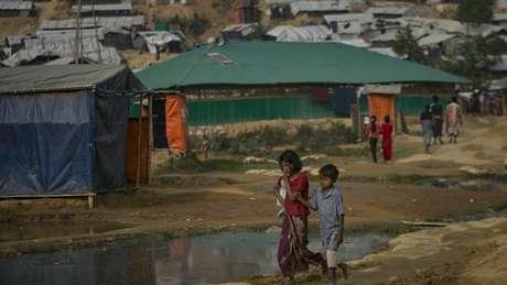 Os rohingyas sofrem perseguição há décadas e não são considerados cidadãos, uma vez que não são reconhecidos como grupo étnico
