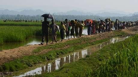 Acordo prevê repatriar 1,5 mil refugiados por semana