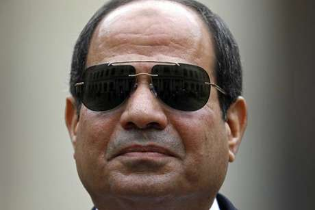 Presidente Al-Sisi anuncia candidatura