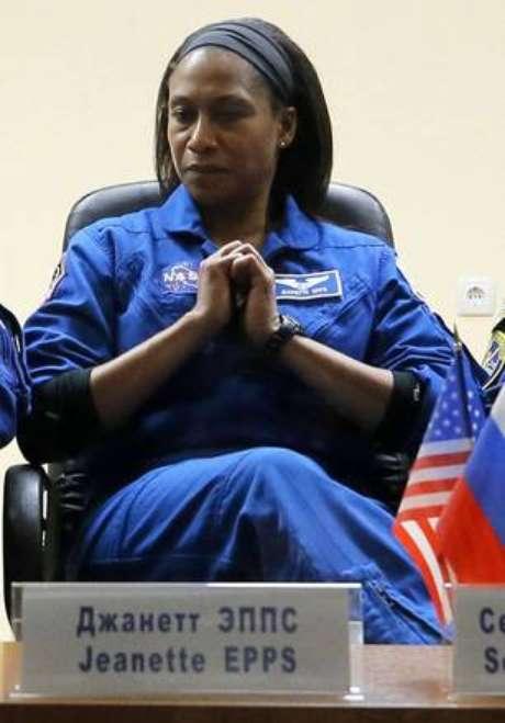 Jeanette Epps seria primeira afro-americana na Estação Espacial