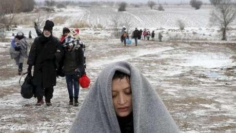 Milhões de sírios já enfrentaram um duro caminho para escapar do conflito que tomou conta do país