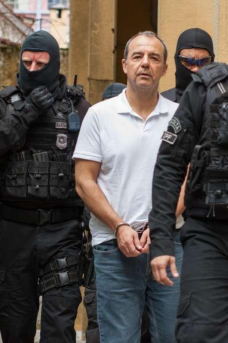 Cabral foi transferido no dia 18 de janeiro, após decisões da Justiça Federal do Rio de Janeiro e do Paraná.