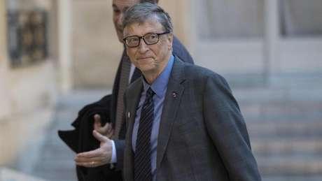 Bill Gates é a pessoa mais rica do mundo, segundo a revista Forbes
