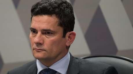 O juiz Sérgio Moro é alvo frequente de críticas do PT | foto: Fabio Rodrigues Pozzebom/Agência Brasil