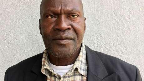 Ousman Sowe e outros sobreviventes querem que Yahya Jammeh vá a julgamento | Foto: Colin Freeman