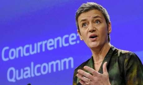 União Europeia multa Qualcomm em 997 milhões de euros