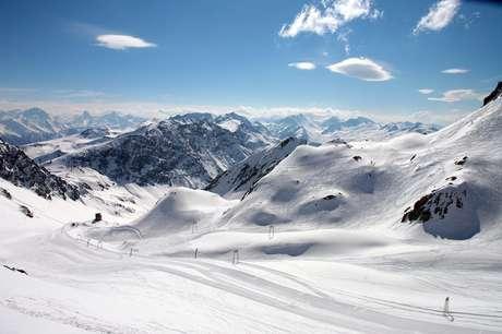 Davos, a montanha mágica