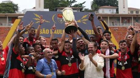 Flamengo é tetracampeão da Copa São Paulo de Futebol Júnior