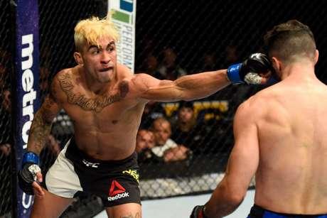 Godofredo Pepey é atleta peso-pena do UFC (FOTO: Divulgação/UFC)