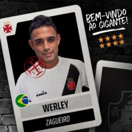 Werley pode estar de saída do Coritiba
