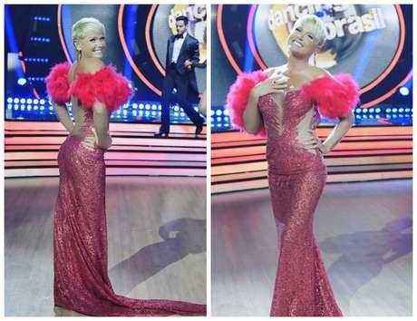 "Xuxa no ""Dancing Brasil"" (Fotos: Reprodução/Instagram/@xuxameneghel)"
