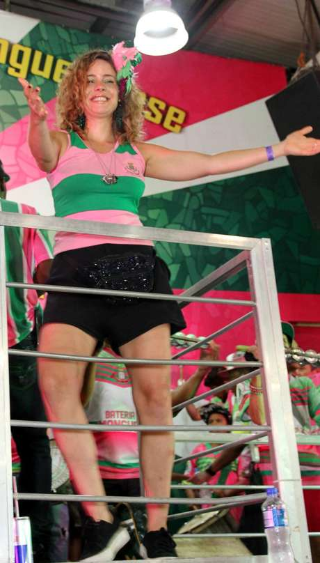 Leandra Leal (Foto: Thiago Mattos/AgNews)