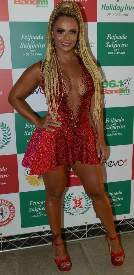 Vivianne Araújo (Foto: Francisco Cepeda/AgNews)