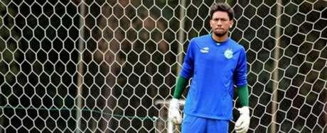 Wallace chegou ao Guarani no começo da temporada (Divulgação/Guarani)