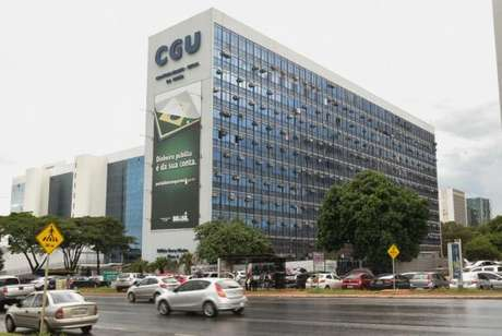 A sede da CGU, em Brasília