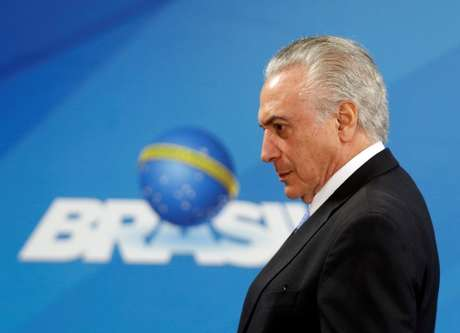 Presidente Michel Temer 21/12/2017 REUTERS/Adriano Machado