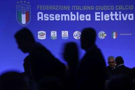 Assembleia eletiva da Federação Italiana de Futebol (Figc)