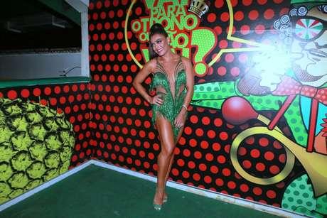 Juliana Paes (Foto: Rodrigo dos Anjos/AgNews)