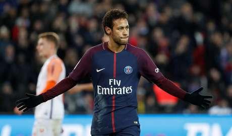 Neymar é a aposta do PSG no duelo contra o Real Madrid, campeão da última edição da Champions.