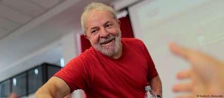 Após o julgamento, Lula declarou que a confirmação de sua condenação foi baseada numa mentira