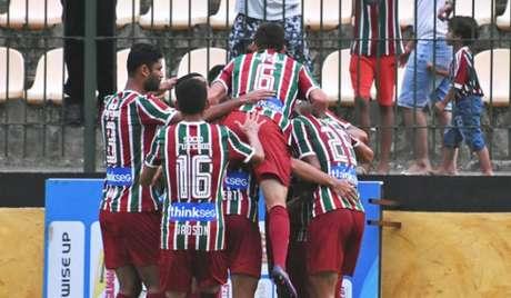 28/1/18: Madureira 1x2 Fluminense - Campeonato Carioca