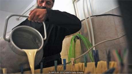 Foi um cientista búlgaro o primeiro a quebrar a composição do iogurte