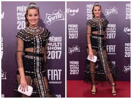 Camila Queiroz (Fotos: Danielle Medeiros/Multishow/Divulgação)