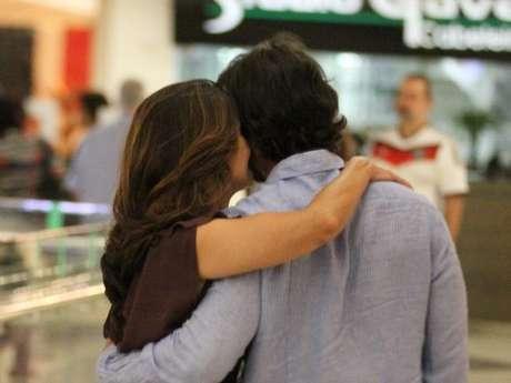 Fátima Bernardes relembrou ter se aproximado de Túlio Gadêlha após novo encontro: 'Em outro momento, você reencontra aquela pessoa e pronto!'