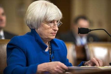 Na despedida de Yellen, FED mantém taxas de juros dos EUA