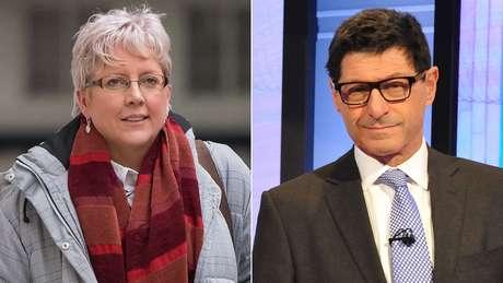 Diferença salarial entre apresentadores da BBC está em discussão desde o ano passado | Fotos: Getty/BBC