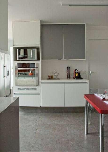 22. As cozinhas planejadas nem sempre precisam ser grandes