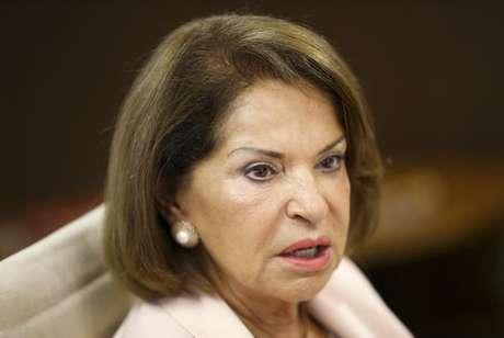 A ministra interina da Educação, Maria Helena Guimarães