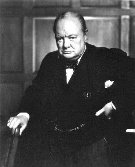 W.Churchill ( 1874-1965)