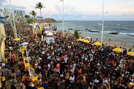 Os blocos irão agitar as ruas dos bairros Barra e Ondina, neste fim de semana.
