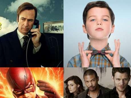 """""""The Flash"""", """"Young Sheldon"""", """"Better Call Saul"""" e mais spin-offs que a gente tem certeza que você vai amar"""