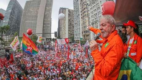 PT decidiu adiantar o lançamento da candidatura de Lula para o começo de fevereiro | Foto: Ricardo Stuckert/Instituto Lula