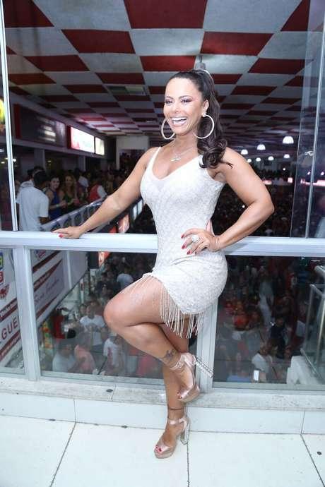 Vivianne Araújo (Foto: Anderson Borde)