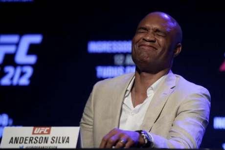 Aos 42 anos, Anderson Silva pode pegar mais de dois anos de suspensão por doping