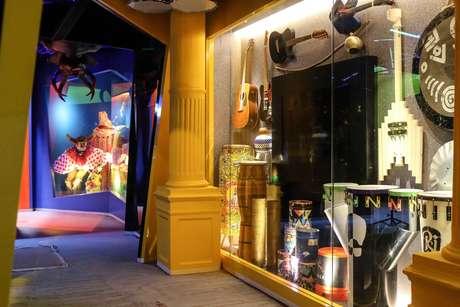 A Casa do Carnaval é o primeiro museu da folia