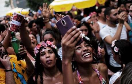 Mais de 2 milhões de pessoas curtiram o fim de semana de pré-Carnaval, em São Paulo