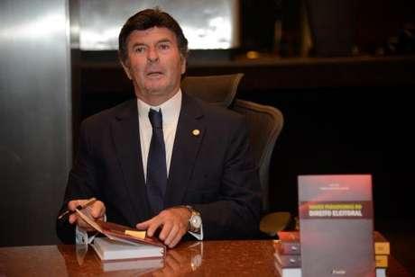 O ministro Luiz Fux ocupará a vaga deixada por Gilmar Mendes -
