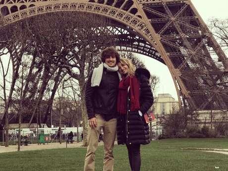 Sasha Meneghel e o namorado, Bruno Montaleone, curtem viagem a Paris! Veja fotos