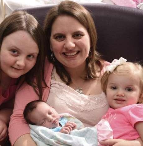 Margaret conta que Lynlee é hoje uma bebê muito alegre | Foto: Texas Children's Hospital