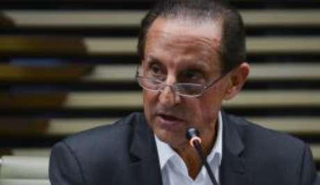 O presidente da Fiesp,Paulo Skaf