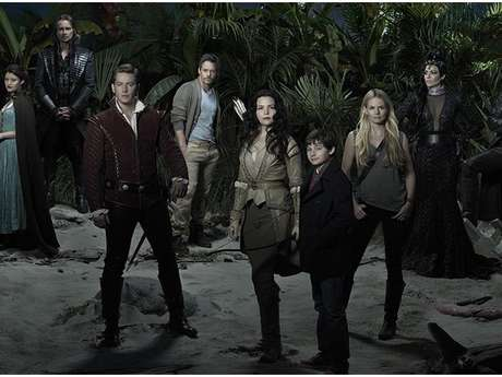 "Em ""Once Upon a Time"", 7ª temporada será a última"