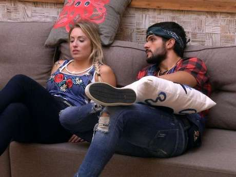 """Do """"BBB18"""": noiva de Lucas fala sobre relação do rapaz com Jessica!"""