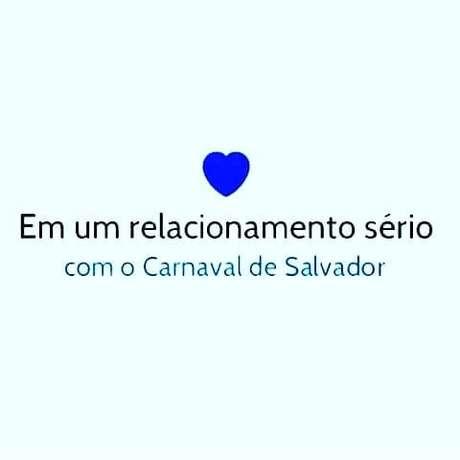 Carnaval de Salvador já começa a tomar conta das rede sociais